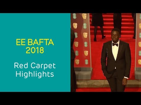 EE British Academy Film Awards 2018 - Red Carpet Highlights