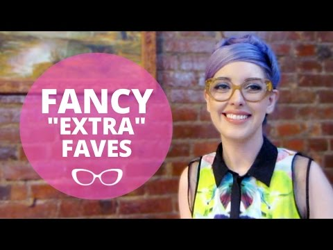 FANCY FAVES - (BOOKS   TV   GAMES)
