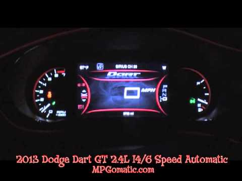 Dodge Dart 0 60 >> 2013 Dodge Dart Gt 2 4l 0 60 Mph Youtube