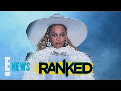 Beyonce's Best Looks of 2016 RANKED | Ranked | E! News