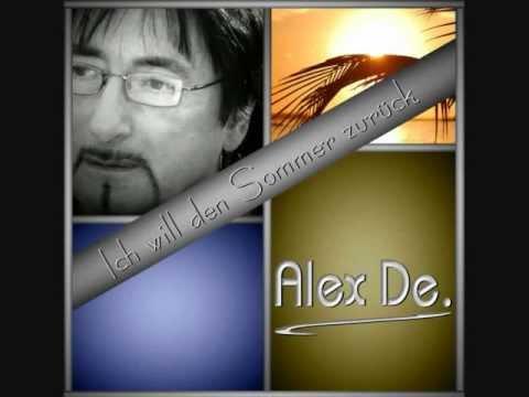 Hörprobe Alex De. - Ich will den Sommer zurück (LC24553-ADair-records)