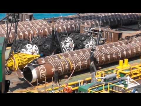 REKIND - Offshore Pipeline and Mooring Tower Project