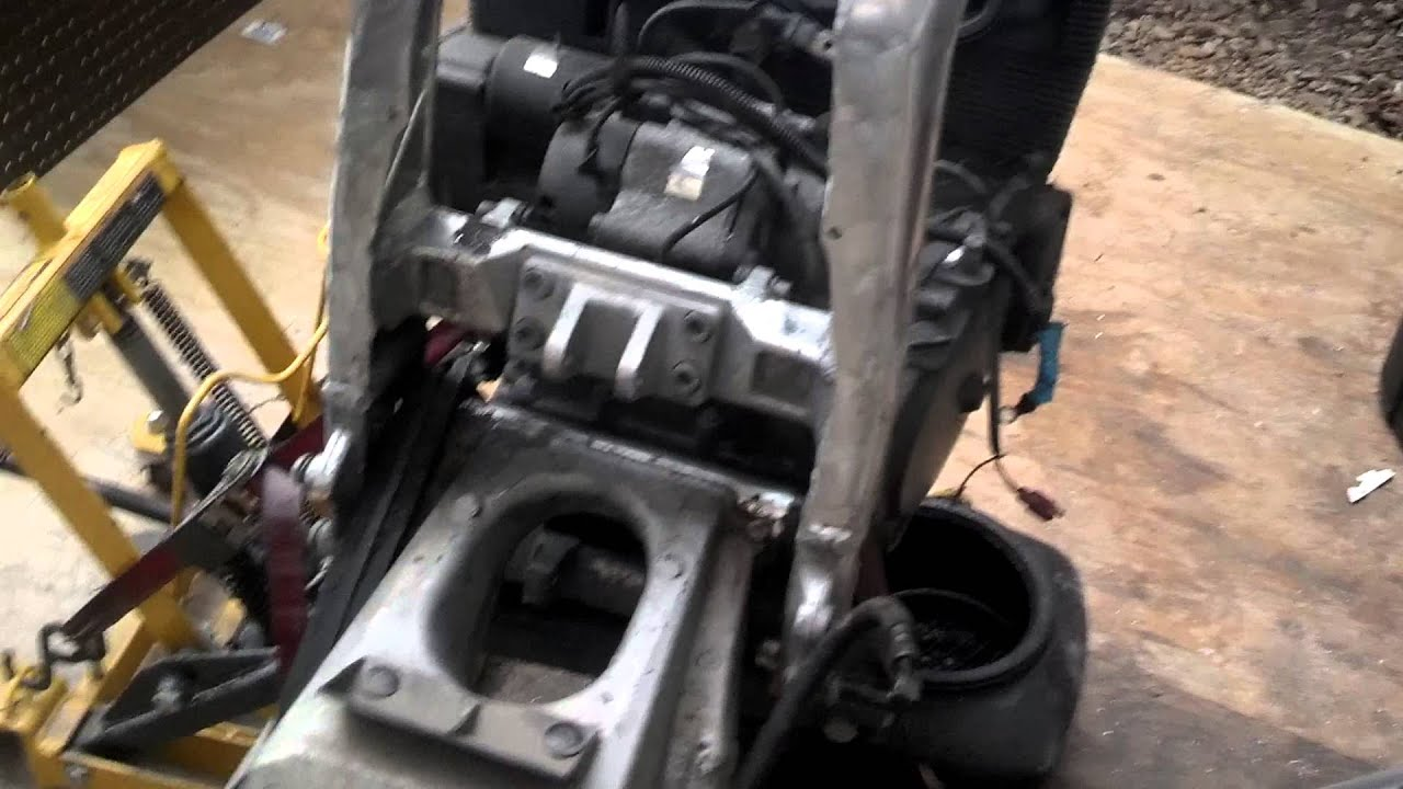 Yamaha R Swingarm Bearings