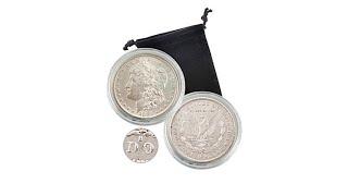 1881 SMint Uncirculated Morgan Silver Dollar