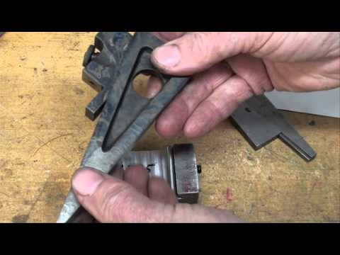 MACHINE SHOP TIPS #75 Measuring Dovetails On The ATLAS LATHE Tubalcain