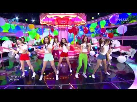 [MIX STAGE] GEE LIVE- SNSD, TWICE, GFRIEND, AOA, GIRLS DAY, THE UNIT