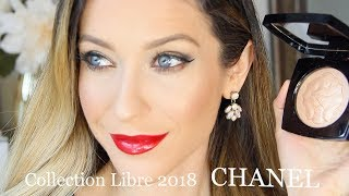 The New CHANEL Holiday Collection Libre 2018 Full Review & Swatches!