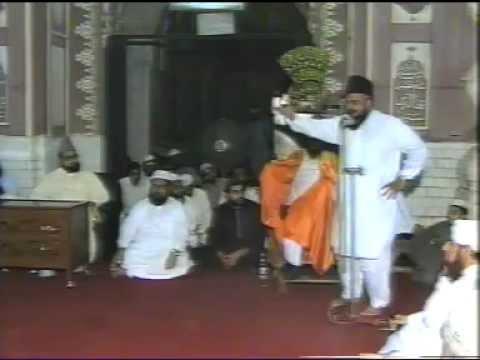 Syed Shabbir Hussain Shah - Last speech at Gulistan-e-Muhaddith-e-Azam Pakistan July 13, 2010- Pt 1