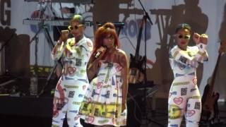 Santigold - Rendezvous Girl (Live)