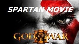 God of War 3 HD ''Spartan'' Movie 2013 Video