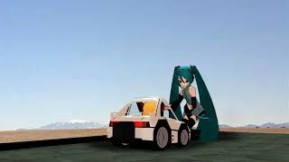 MMD Test Video - Tiny Cars For MikuMikuDance - LearnMMD DL Links Download