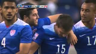 Goal USA - No.15 Marc PELOSI - USA 1-0 CAN #CMOQ2015 #CONCACAF @ussoccer @CanadaSoccerEN
