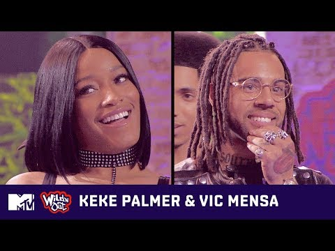Keke Palmer & Vic Mensa Destroy Nick Cannon & the Red Team  Wild 'N Out  Wildstyle