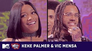 Keke Palmer & Vic Mensa Destroy Nick Cannon & the Red Team | Wild