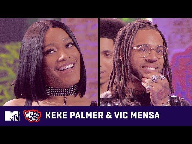 Keke Palmer & Vic Mensa Destroy Nick Cannon & the Red Team | Wild \'N Out | #Wildstyle