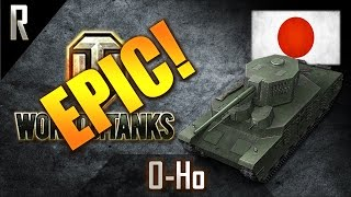 ► World of Tanks - Epic Games: O-Ho [13 kills, 6476 dmg]