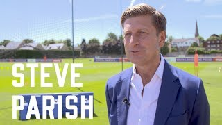 Steve Parish On FDB & Club's Potential