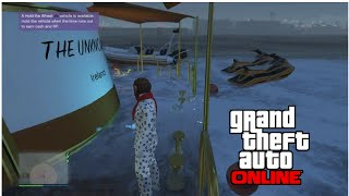 Gta 5 How to sink a yacht + 100 billion dollar spending spree!!!