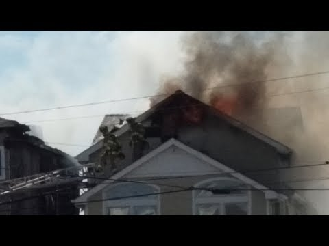 Wildwood Crest Fire at Primrose & The Bay