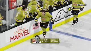 NHL® 19 WTF Goal