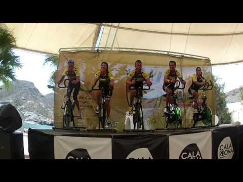 Primer Certamen de Energy Cycling Calareona 2014