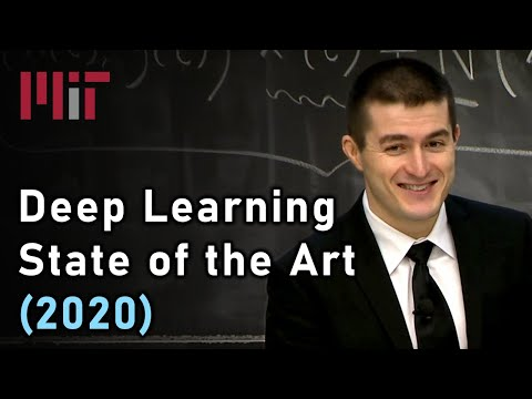 Deep Learning State of the Art (2020) | MIT Deep Learning Series