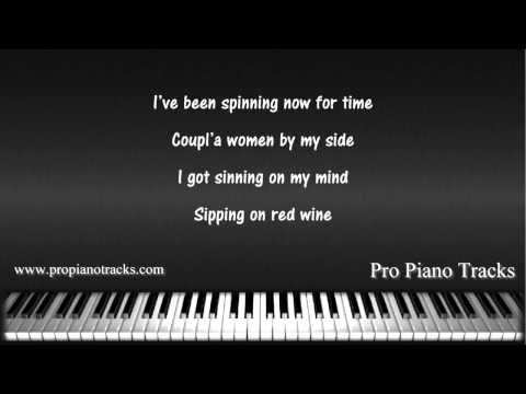Bloodstream   Ed Sheeran Piano Accompaniment Karaoke Backing Track