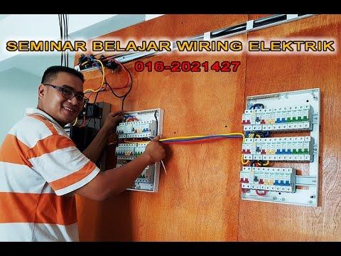Belajar WIRING ELEKTRIK Hanya Dalam 3 Hari - Professional Electrical Class
