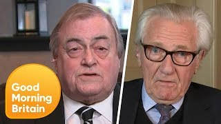Brexit Debate: Lord Prescott and Lord Heseltine go Head-to-Head | Good Morning Britain