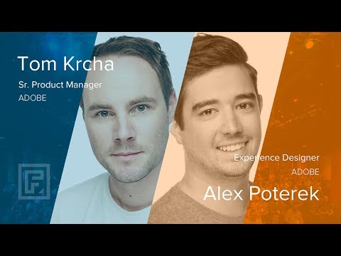 Product vs. Design vy Tom Krcha and Alex Poterek at Front Salt Lake City 2017