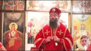 Проповедь Владыки в день столетия храма в Дальнегорске