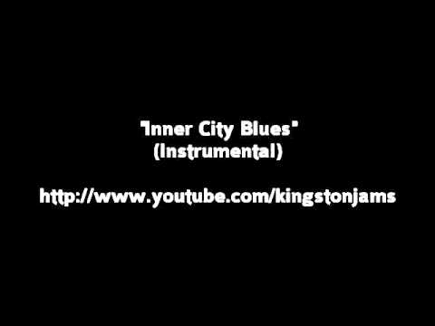 Marvin Gaye - Inner City Blues (Instrumental Karaoke)