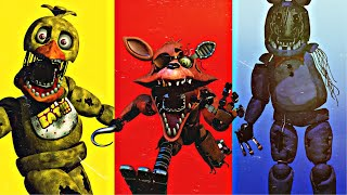 Five Nights at Freddy's 2 Remake