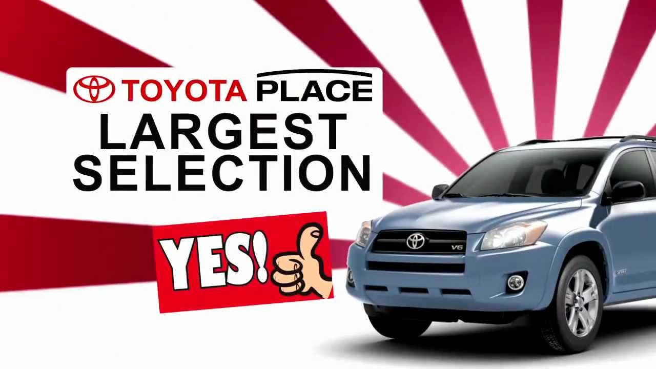 Toyota Place In Garden Grove   We Say Yes!   YouTube