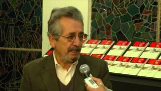 Novela de Jorge Vivanco se presentó en la Casa de la Cultura