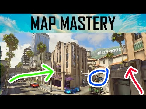 Overwatch Hollywood Guide | Map Mastery Series