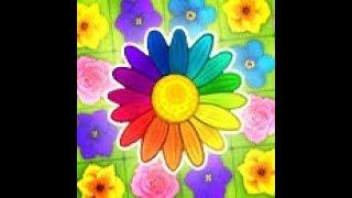 Игра Цветочки - 3 в ряд в Одноклассниках