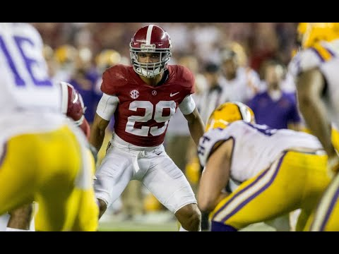Minkah Fitzpatrick named national defensive player of the year