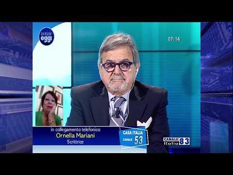 Ornella Mariani: 'I decreti sono carta da cesso !' | Notizie Oggi