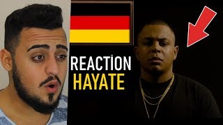 LUCIANO - Hayate (prod. by Jugglerz & Jr.Blender) | REACTİON | Deutsch Rap