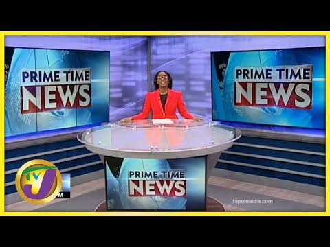 Jamaican News Headlines  TVJ News - June 22 2021