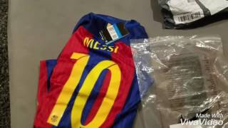 Gogoalshop.com Barcelona 2016-17 Home Jersey #10 MESSI