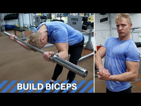 Building Big Biceps | ELBOW MOBILITY