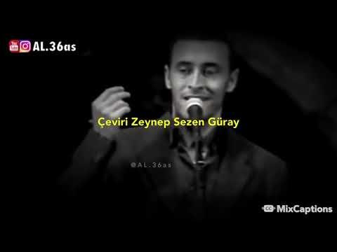♪ O Ses Arapça Çocuklar   البارحة بالحلم   Kazem el Saher   Türkçe Çeviri   موال 🎤