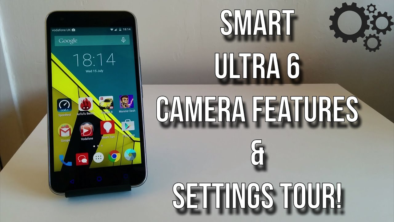 Vodafone Smart Prime 6 Camera Settings Videos - Waoweo