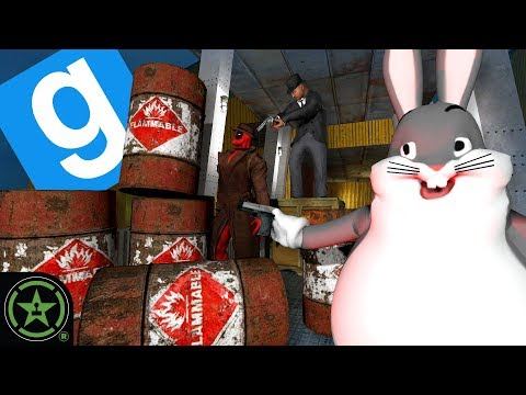 Big Chungus, Bigger Trouble - Gmod: TTT | Let's Play