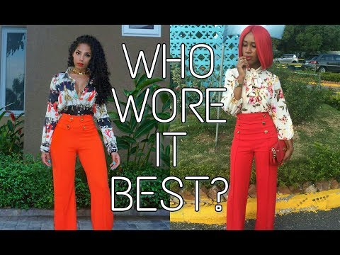 Vanessa Bling vs Kasi Bennett | Who Wore It Best?