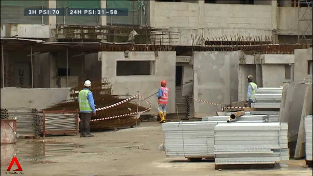 SINGAPORE Developers required to use prefab bathroom