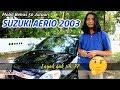 Review Mobil Bekas Suzuki Aerio 2003 Indonesia