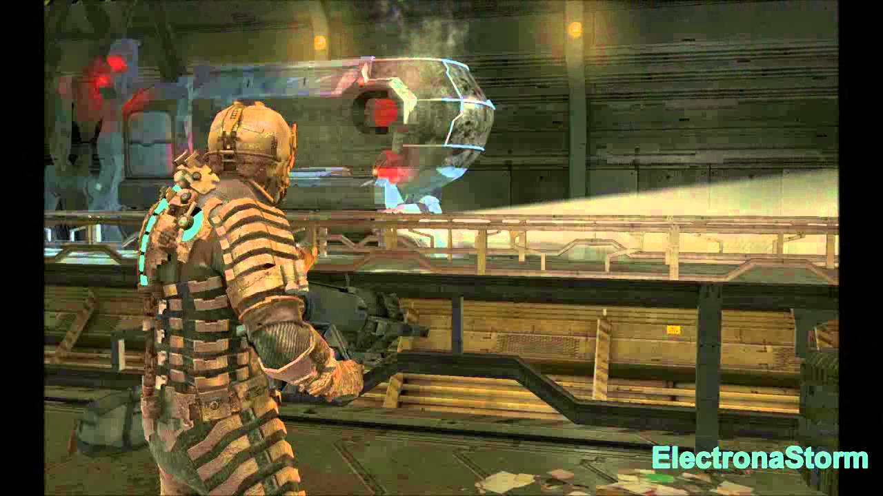 Dead Space 1 Chapter 11 Alternate Solution - YouTube